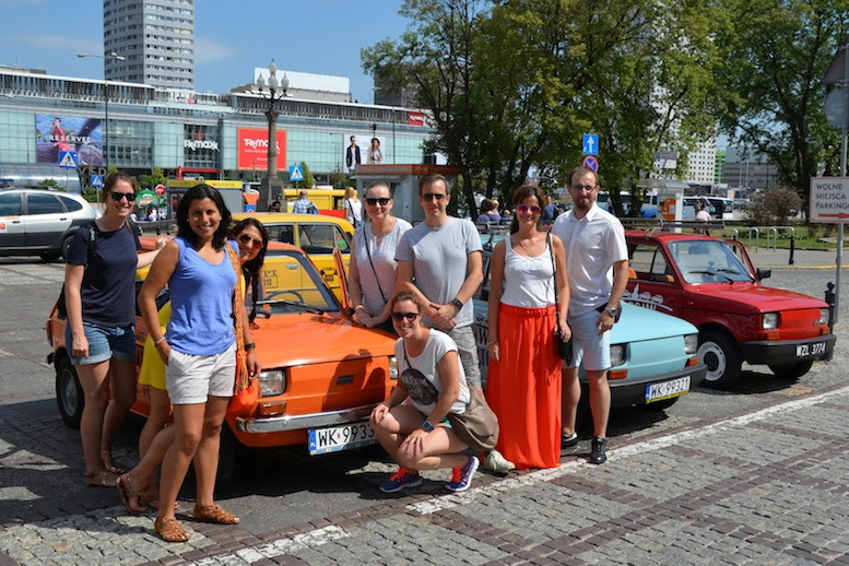 WARSAW MUST-SEE SELF-DRIVE TOUR